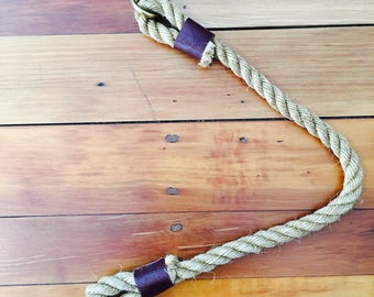 Hemp Rope Collar