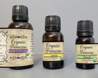 Ylang Ylang Essential Oil | certified organic, steam distilled |