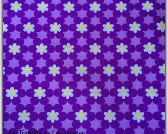 Coupon fancy pop flowering 150 X 100 polyester lining fabrics