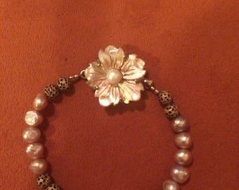 Pink Fresh Water Pearls Dream Bracelet