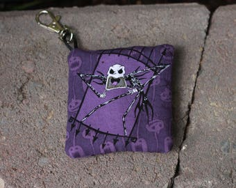Nightmare before Christmas Earbud Pouch