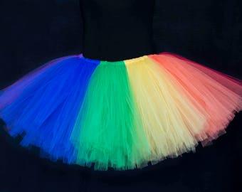 Rainbow, Tutu, Pride