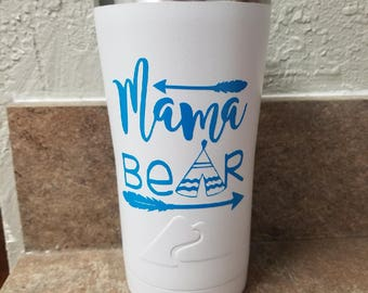 Mama bear Insulated Tumbler