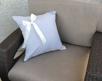 Simply Bow Pillow Case