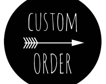 Short sleeve T-shirt with custom vinyl design