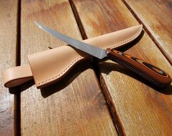 Custom Fillet Knives by BLK Knives