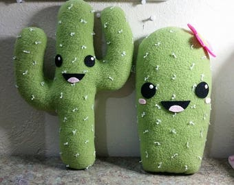 Cactus Plush (LISTING FOR ONE)