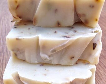 Tea Tree and Rosemary Soap/ Stimulating Soap/ Anti-Bacterial Soap