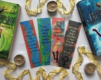 Rick Riordan Bookmarks