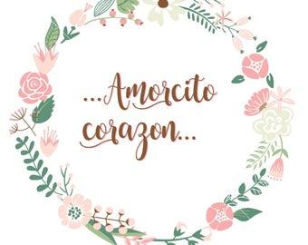 Amorcito Corazon...