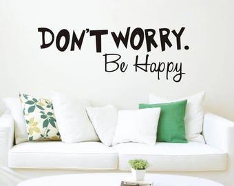 Life Motivational Fun Wall Sticker Decal Inspirational Quote Wall Sticker Decal