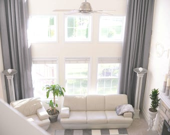 pinterest room tall pin by kristen gibbons doors living dream curtains on