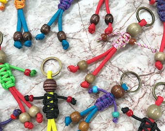 Key fobs- little buddies for your keys