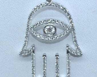 Diamond hand of God