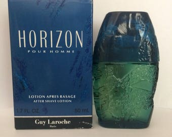 Horizon Pour Homme by Guy Laroche for Men After Shave Lotion 1.7oz/50ML