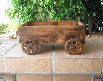 Wagon Crate