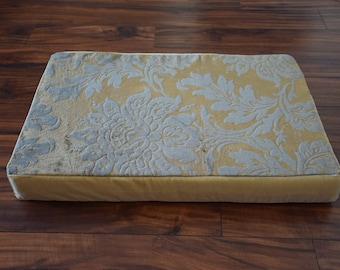 Velvet Lux Dog Bed