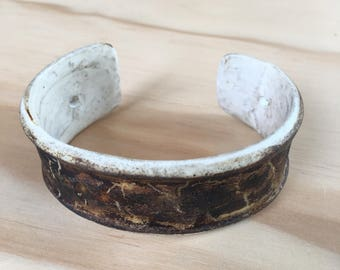 "Men's Thick ""Bamboo"" Cuff"