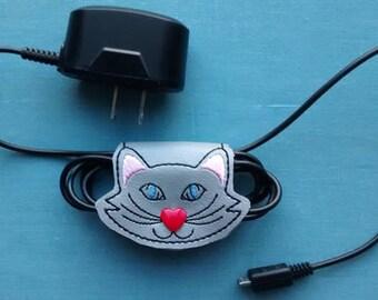 Cat Cord Wrap