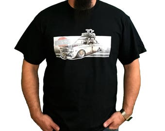 Datsun 510 T-Shirt - Black