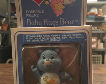 Care Bear - Baby Hugs - 1984