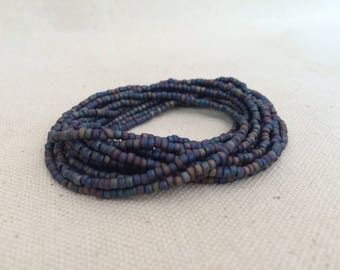 The Perfect Twist beaded wrap bracelet/necklace!