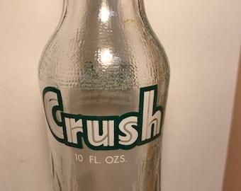 Vintage Crush Bottle