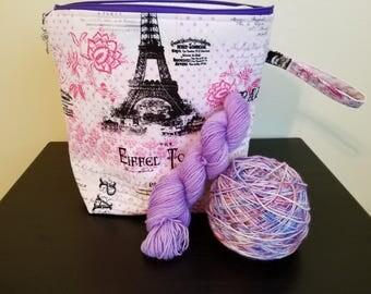 Paris Quilted Bag