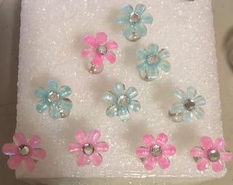 Flower Push Pins