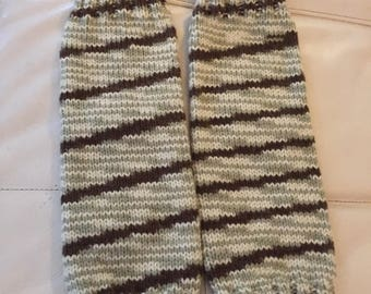 Winter Warmers - Leg Warmers - Toddler & Baby - Made to Order