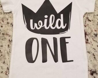 Wild One Onesie *1st Birthday*