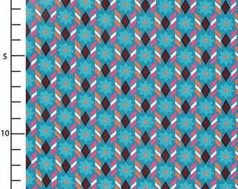 Fabric coated Palazzo Turquoise PETIT PAN 428