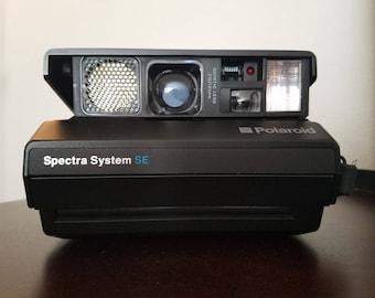 Polaroid Spectra SE Instant Camera