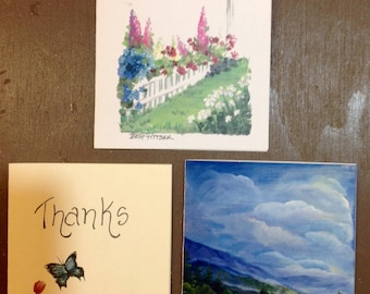 Everyday Note cards by Beth Pittser