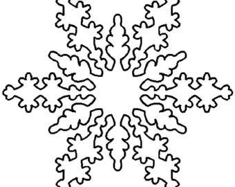 """Snowflake 7"""" - BJ56"""