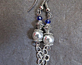 Oriental fancy earrings