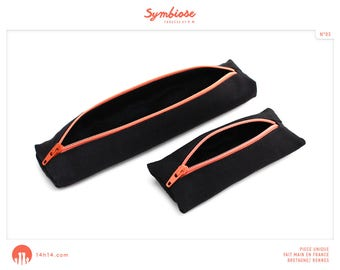 "Pencil case ""SYMBIOSIS/03"""