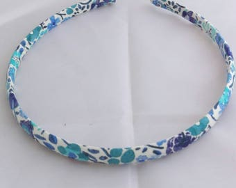 Blue Green liberty headband