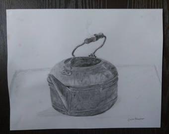 Dad's Teapot
