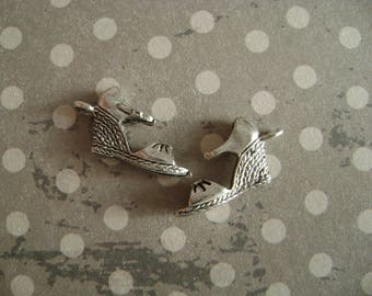 Platform shoes charms