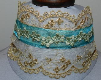marie antoinette baroque necklace Choker