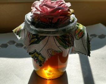 Tennessee Raw Honey 2/3 lb Paper Rose gift