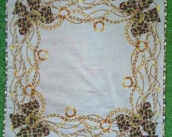 Carlos falchi handkerchief