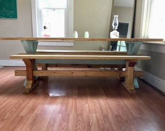Farmhouse Table | Kitchen Table | Dining Table