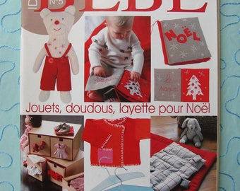 "Magazine couture ""Ideas baby"" number 5 - November / December / January 2005/06."
