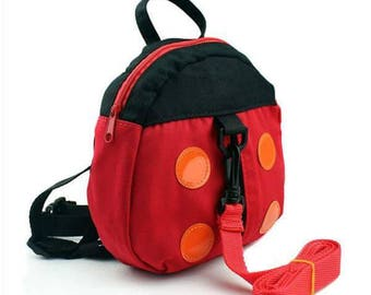 Kids backpack with leash/Child Keeper bag with harness/Toddler walking assistant bag with strap/anti-lost backpack/Kids Child toddler bag