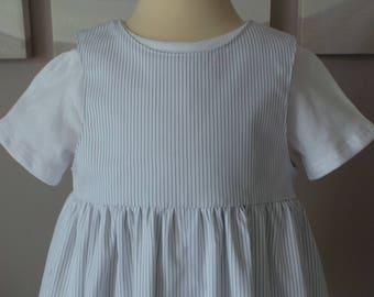 romper 12 months cotton sleeveless