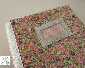 Protect health book - pink Liberty Betsy Ann