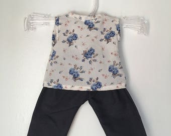 18 Inch Doll Top and Pants
