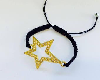 STAR SHAMBALA BRACELET